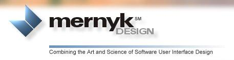 Mernyk Design(sm) - Combining the Art and Science of Software User Interface Design